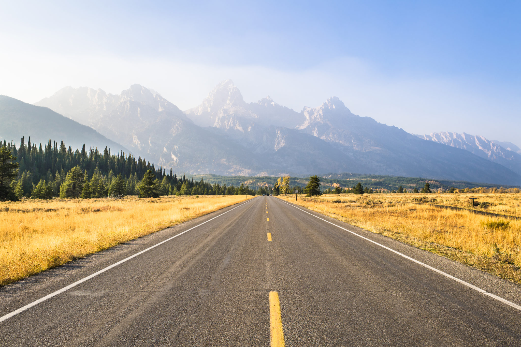 4-Days in the Grand Tetons, Wyoming